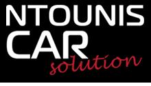 Ntounis Car Solution Logo