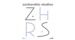 Zacharakis Studios, Kamari - Santorini - Logo