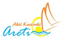 Akti Kastraki Areti Bungalows logo