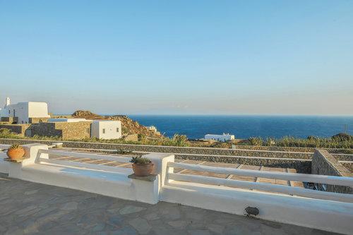 Villa Mando 2, Balcony