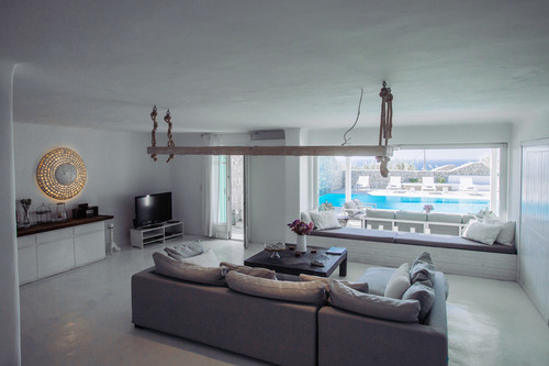 Villa Mando 1, Living room