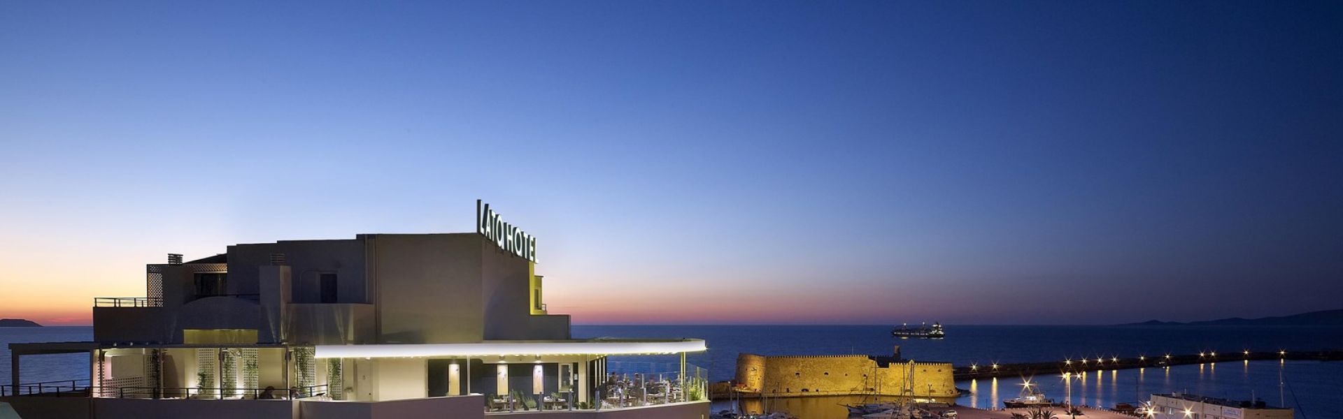 Panoramic view - Lato Boutique Hotel