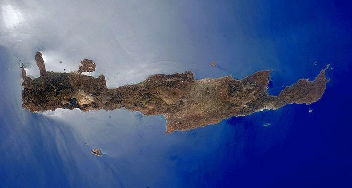 Destinations in Crete
