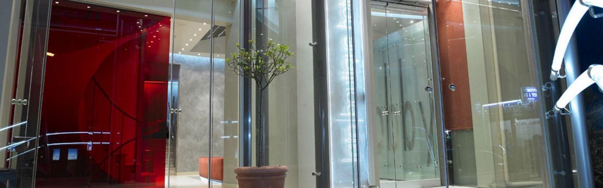 Entrance - Lato Boutique Hotel