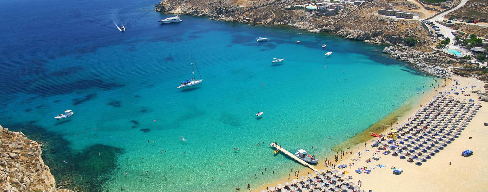 Super Paradise Beach - Mykonos